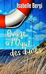 Orage à l'Oyat des dunes