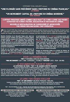 Livres Couvertures de Out 1 - Coffret Prestige Combo 6 BR + 7 DVD [Combo Blu-ray + DVD - Édition Prestige - Version Restaurée]
