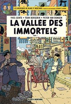 Livres Couvertures de Blake & Mortimer - Tome 25 - La vallée des immortels