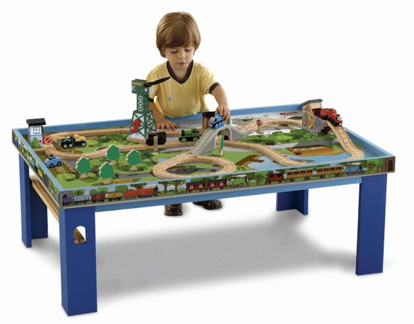 Best Train Table Sets for Toddlers - 14 Options - Tiny Fry
