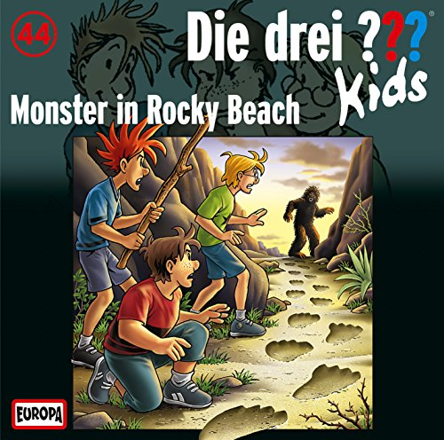 Die drei ??? Kids (44) Monster in Rocky Beach - Europa 2015