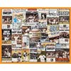 "San Francisco Giants 2012 World Series Newspaper Collage Poster-16x20"" Unframed"