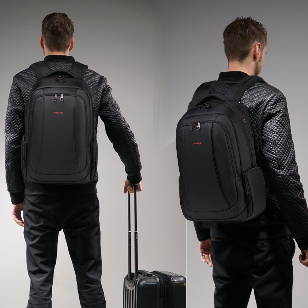 best business backpack front
