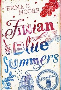 Buchdeckel von Finian Blue Summers
