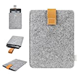 Inateck Kindle Voyage用ケース 保護袋 封筒型ポケットスリーブ マイクロファイバーケース
