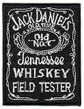 Aufnäher Bügelbild Iron on Patches Applikation Jack Daniel's
