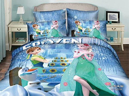 Disney Frozen Bedding Sets And Room Decorating Ideas