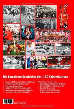 Buchdeckel von 1. FC Kaiserslautern: Die Chronik