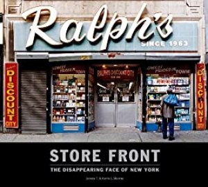 "Cover of ""Store Front: The Disappearing F..."