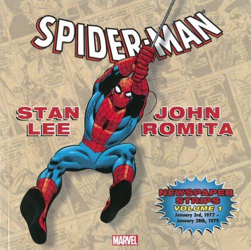 Spider-Man Newspaper Strips Volume 1