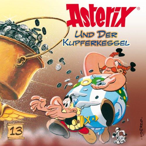 Asterix (13) und der Kupferkessel (Karussell)