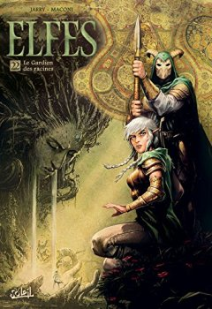 Livres Couvertures de Elfes T22