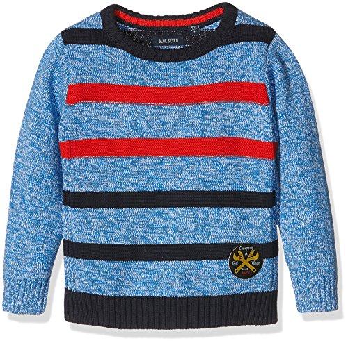 Blue Seven Jungen Kl Kn Pullover, Rh
