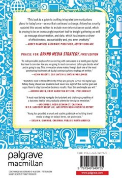 Livres Couvertures de Brand Media Strategy: Integrated Communications Planning in the Digital Era