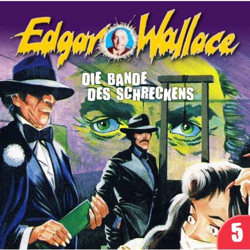 Edgar Wallace (5) Die Bande des Schreckens - Maritim 198? / 2016
