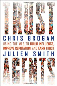 "Cover of ""Trust Agents: Using the Web to ..."