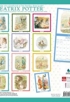 Livres Couvertures de Beatrix Potter 2016 Calendar