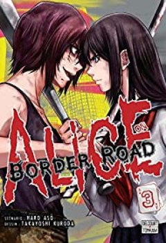 Livres Couvertures de Alice On Border Road, Tome 3