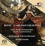 Arlesienne Suites 1 & 2/Ballet