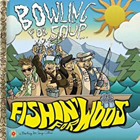 Bowling For Soup - Fishin' For Woos (Album Cover)