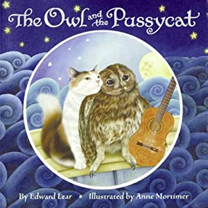 "Cover of ""The Owl and the Pussycat"""