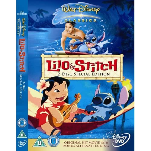Lilo & Stitch Special Edition