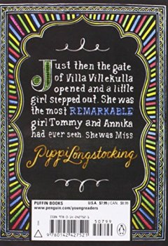 Portada del libro dePippi Longstocking (Puffin Chalk)