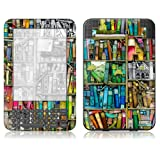 "GelaSkins Protective Kindle Skin (Fits 6"" Display, Latest Generation Kindle) Bookshelf"