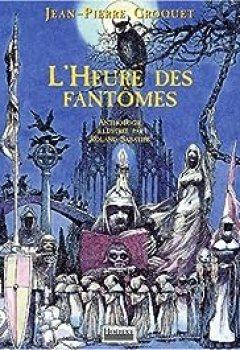 Livres Couvertures de L'Heure Des Fantômes