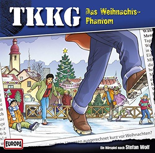 TKKG (193) Das Weihnachts-Phantom - Europa 2015