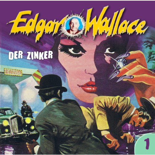 Edgar Wallace (1-12) (highscoremusic)