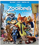 Zootopia Bluray