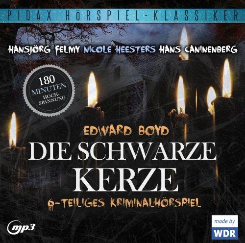 Edward Boyd - Die schwarze Kerze (pidax)