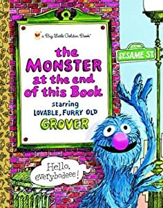 """Cover of """"The Monster at the End of this ..."""