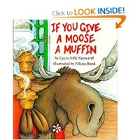 Summer Reading - If You Give a Moose a Muffin