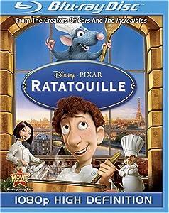 "Cover of ""Ratatouille [Blu-ray]"""