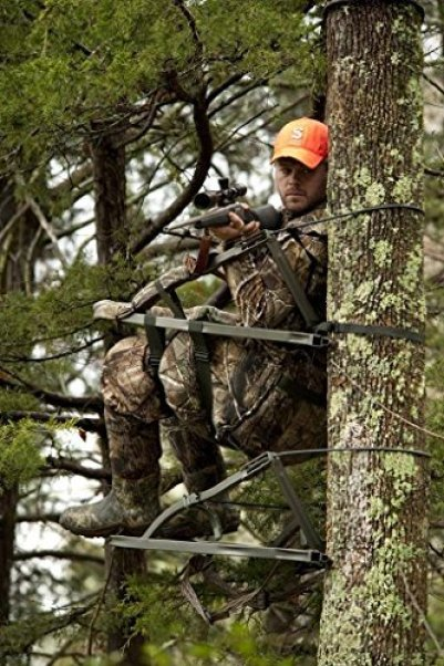 how to use a summit climbing tree stand