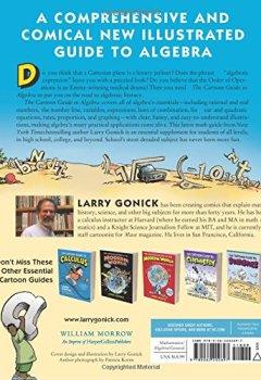 Livres Couvertures de The Cartoon Guide to Algebra