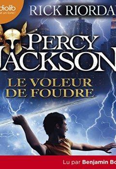 Livres Couvertures de Le Voleur de foudre (Percy Jackson 1)