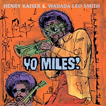 "Cover of ""Yo Miles!"""