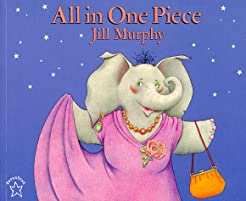 "Cover of ""All in One Piece (Picture Books..."