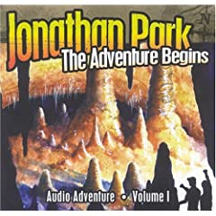 The Adventure Begins (Jonathan Park Radio Drama)