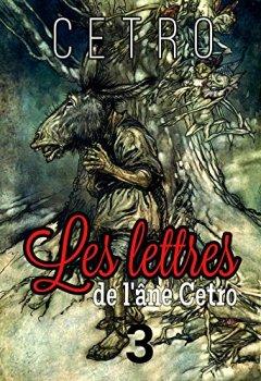 Livres Couvertures de Les lettres de l'âne Cetro 3