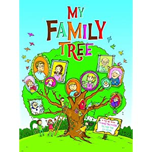 Teaching your children about the Family Tree and their ancestors (2/5)