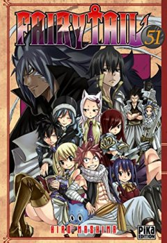 Telecharger Fairy Tail T51 Pdf Ebook Hiro Mashima