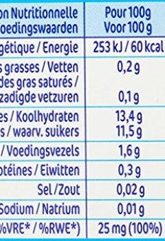 Livres Couvertures de Nestlé Bébé Naturnes Pommes Pruneaux - Compote dès 4 - 6 Mois - 4 x 130g - Lot de 3