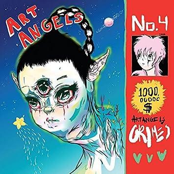 """Grimes """"Art Angels"""""""