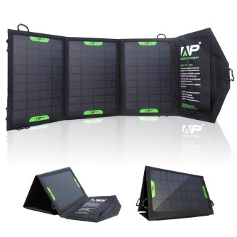ALLPOWERS™ 12W Portable Foldable Solar Charger Panel