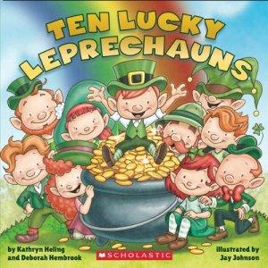 Ten Lucky Leprechauns Kathryn Heling