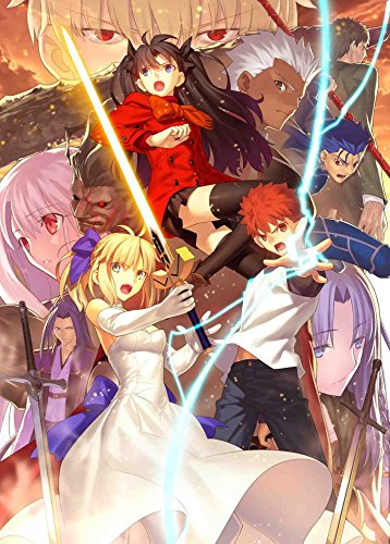 Fate/stay night [Unlimited Blade Works] Blu-ray Disc Box Ⅱ【完全生産限定版】 -